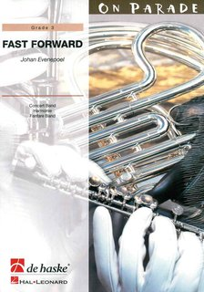 Fast Forward - Set (Partitur + Stimmen)
