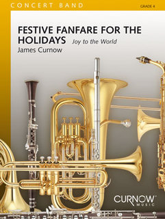 Festive Fanfare for the Holidays - Set (Partitur + Stimmen)