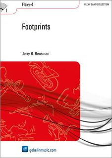 Footprints - Set (Partitur + Stimmen)