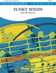 Funky Winds - Partitur