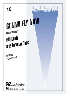 Gonna Fly Now - Partitur