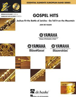 Gospel Hits - Set (Partitur + Stimmen) + CD