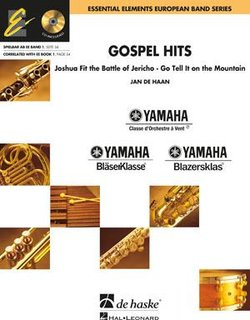 Gospel Hits - Partitur + CD