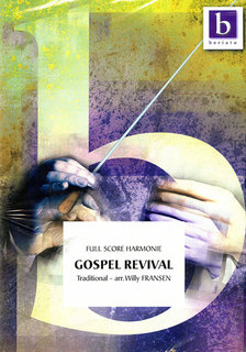 Gospel Revival - Set (Partitur + Stimmen)