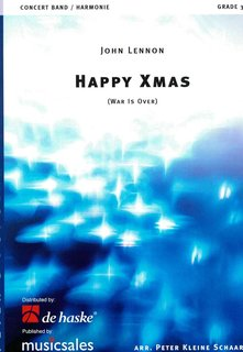 Happy Xmas - Set (Partitur + Stimmen)