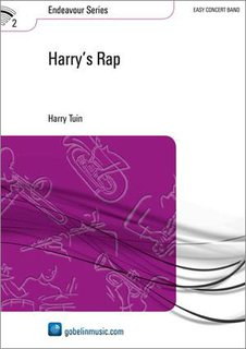 Harrys Rap - Set (Partitur + Stimmen)