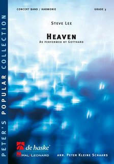 Heaven - Set (Partitur + Stimmen)
