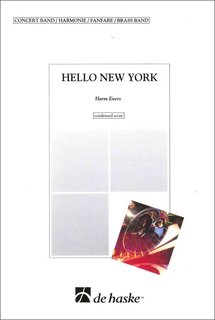 Hello New York - Set (Partitur + Stimmen)