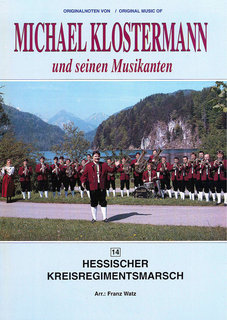 Hessischer Kreisregiments Marsch - Direktion