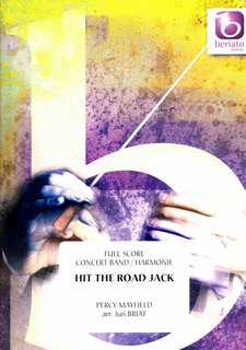 Hit the Road Jack - Partitur