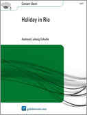 Holiday in Rio - Set (Partitur + Stimmen)