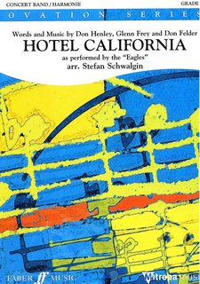 Hotel California - Set (Partitur + Stimmen)