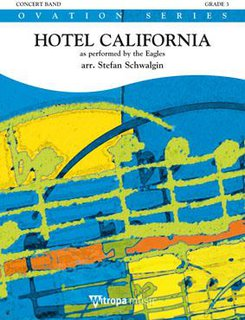 Hotel California - Partitur