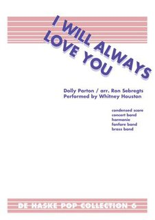 I Will Always Love You - Set (Partitur + Stimmen)