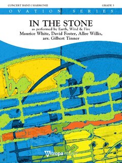 In the Stone - Set (Partitur + Stimmen)