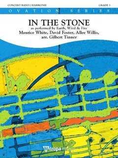 In the Stone - Partitur