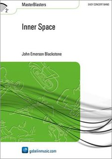 Inner Space - Set (Partitur + Stimmen)