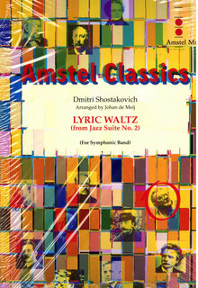 Jazz Suite No. 2 - Lyric Waltz - Set (Partitur + Stimmen)