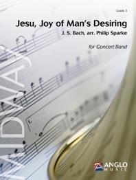 Jesu, Joy of Mans Desiring - Partitur