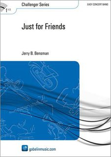 Just for Friends - Partitur