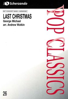 Last Christmas - Set (Partitur + Stimmen)