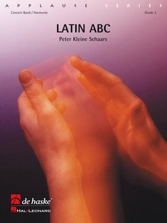Latin ABC - Partitur