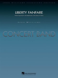 Liberty Fanfare - Partitur