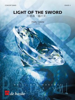 Light of the Sword - Partitur