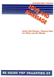 Love and Marriage - Set (Partitur + Stimmen)