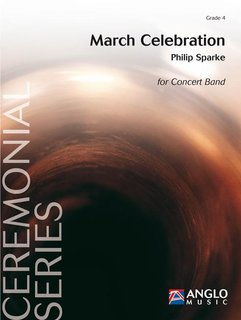 March Celebration - Partitur