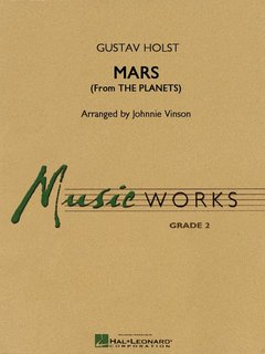 Mars (from The Planets) - Set (Partitur + Stimmen)