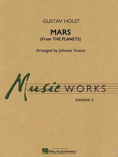 Mars (from The Planets) - Partitur