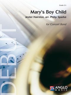 Marys Boy Child - Partitur