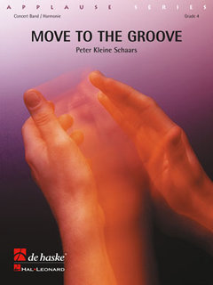 Move to the Groove - Set (Partitur + Stimmen)