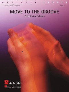 Move to the Groove - Partitur