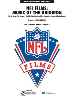 Music of the Gridiron - Set (Partitur + Stimmen)