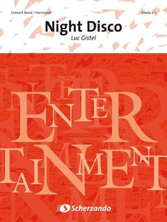 Night Disco - Partitur
