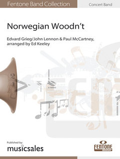 Norwegian Woodnt - Set (Partitur + Stimmen)