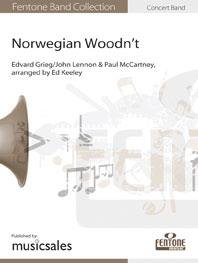 Norwegian Woodnt - Partitur