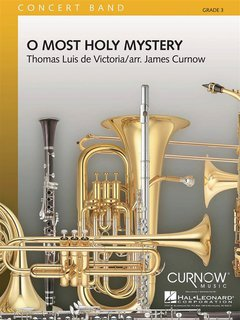 O Most Holy Mystery - Set (Partitur + Stimmen)