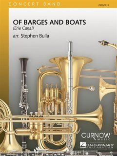 Of Barges and Boats - Set (Partitur + Stimmen)