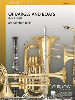 Of Barges and Boats - Partitur