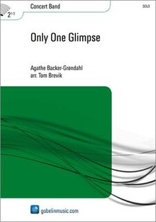 Only One Glimpse - Set (Partitur + Stimmen)