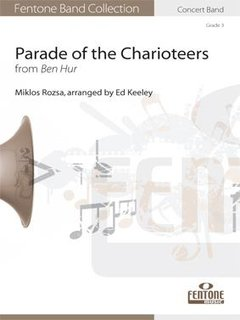 Parade of the Charioteers - Partitur