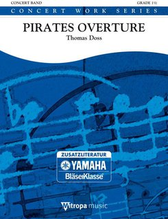 Pirates Overture - Set (Partitur + Stimmen)
