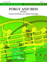 Porgy and Bess - Set (Partitur + Stimmen)