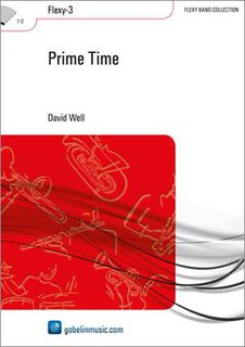 Prime Time - Partitur