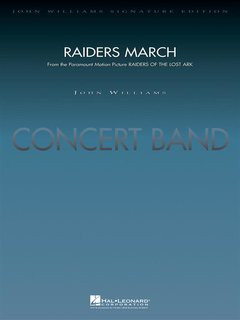 Raiders March - Partitur