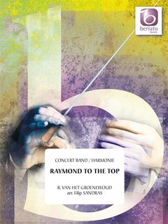 Raymond to the Top - Partitur
