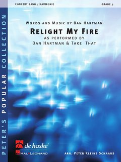 Relight My Fire - Set (Partitur + Stimmen)